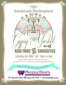 yard work prepare for gypsy market merging heartsmerging hearts